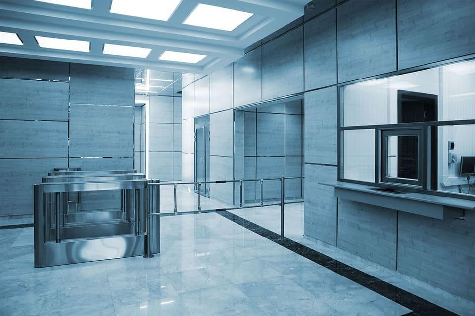 Система контроля и управления доступом (СКУД) - установка по низким ценам в СПб - заказать в охранной организации