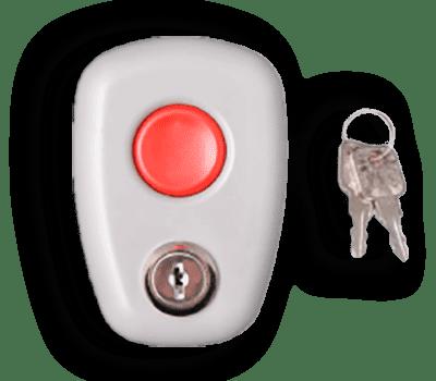 Тревожная кнопка - установка, монтаж - охранная фирма